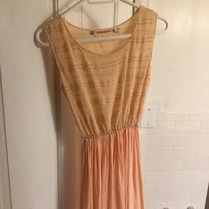 Anthropology Dress
